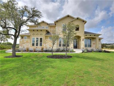 Single Family Home For Sale: 117 Ocate Mesa Trl