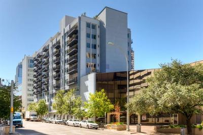 Austin Condo/Townhouse Pending - Taking Backups: 800 Brazos St E #1205
