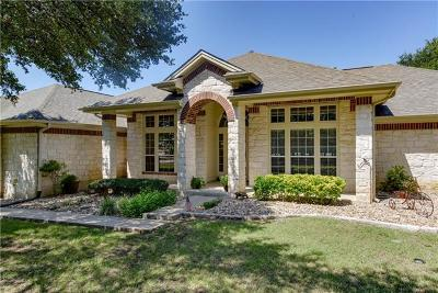 Leander Single Family Home For Sale: 1805 Mockingbird Ln