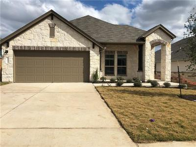 Austin Single Family Home For Sale: 13521 Ussuri Way