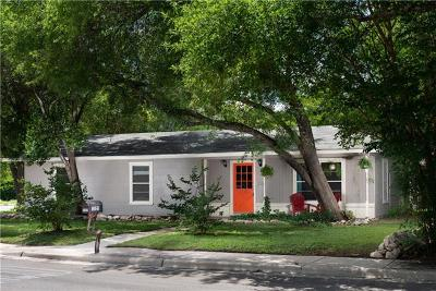 San Marcos Single Family Home Coming Soon: 1101 Cheatham St