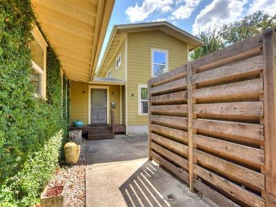 Austin Single Family Home For Sale: 2619 W 49 1/2 St