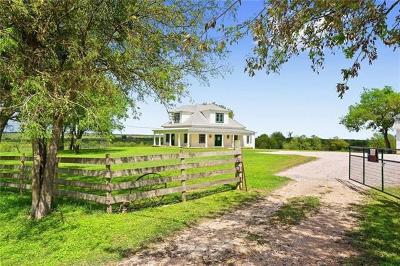 Lockhart Single Family Home Pending - Taking Backups: 3416 Barth Rd