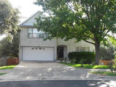 Single Family Home For Sale: 8309 Pompano Cv