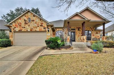 Cedar Park Single Family Home For Sale: 2508 Vestavia Ridge Ln