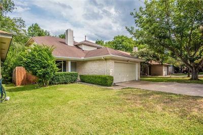 Travis County Single Family Home For Sale: 12313 Little Fatima Ln