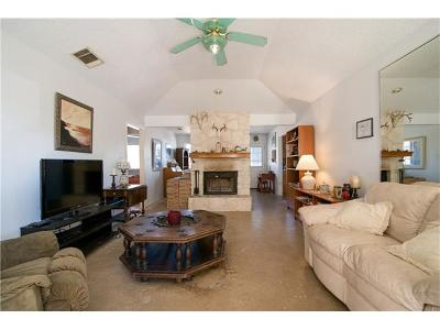 Round Rock Single Family Home For Sale: 1809 Jina Ln