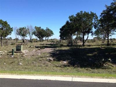 Horseshoe Bay Residential Lots & Land For Sale: 2078 Air Park