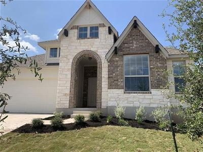 Hutto Single Family Home For Sale: 121 Finstown St