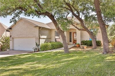 Austin Single Family Home Pending - Taking Backups: 7301 Journeyville Dr