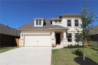 Round Rock Single Family Home For Sale: 4118 Kingsley Ave