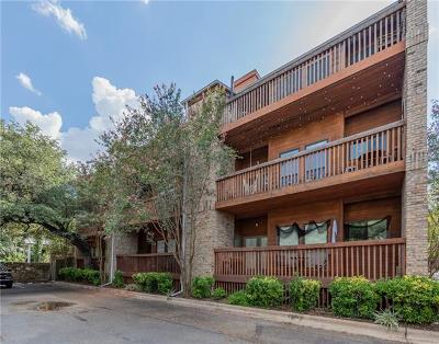 Austin Condo/Townhouse For Sale: 1406 Windsor Rd #101