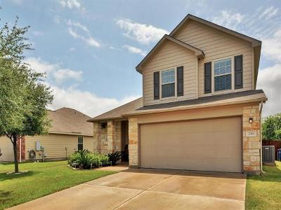 Leander Rental For Rent: 236 Falcon Ln
