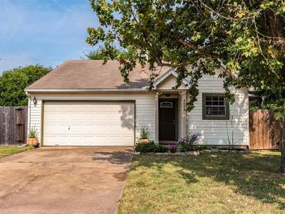 Round Rock Single Family Home Pending - Taking Backups: 2008 Andover