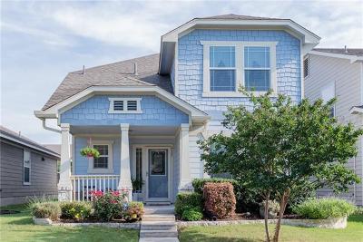 Cedar Park Single Family Home Pending - Taking Backups: 711 Alamo Plaza Dr