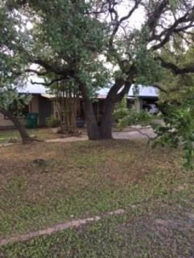 Round Mountain Single Family Home For Sale: 133 Old Marble Falls Rd