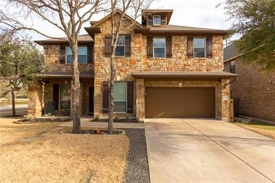 Hays County, Travis County, Williamson County Single Family Home Pending - Taking Backups: 12101 Cherisse Dr