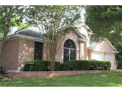 Buda Single Family Home For Sale: 136 Aster Cv