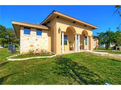 Single Family Home For Sale: 248 Monterrey Hills Dr
