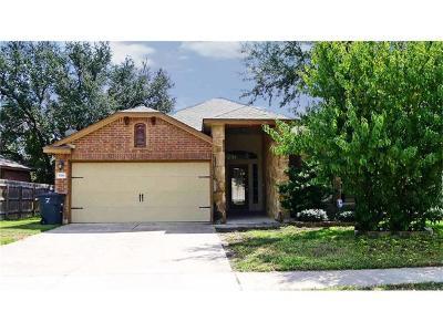 Killeen Single Family Home For Sale: 5310 English Oak Dr