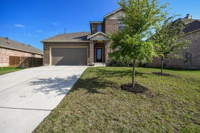 Leander Single Family Home For Sale: 2013 Southcreek Dr