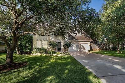 Austin Single Family Home For Sale: 5712 Galsworthy Ct