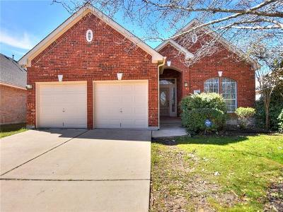 Austin Single Family Home For Sale: 1709 Maize Bend Dr