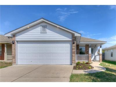 Austin Single Family Home For Sale: 2501 Elara Dr