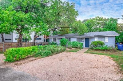 Austin Multi Family Home Pending - Taking Backups: 1118 Mariposa Dr