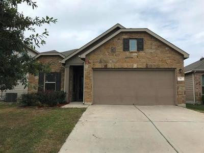 Leander Single Family Home For Sale: 96 Golden Eagle Ln