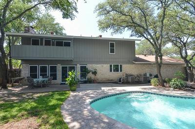 Round Rock Single Family Home Pending - Taking Backups: 1007 Bluff Dr