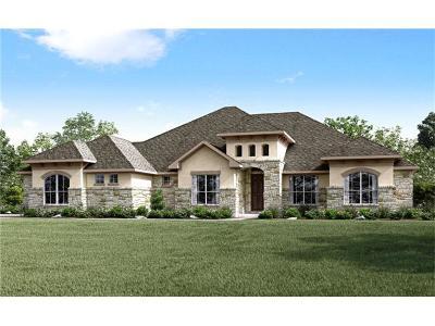 Dripping Springs Single Family Home For Sale: 309 Jenn Cv