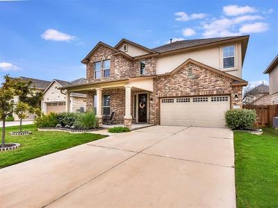 Leander Single Family Home For Sale: 2333 Muzzie Ln