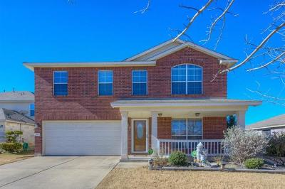 Leander Single Family Home For Sale: 913 Whitley Dr