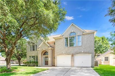 Austin Single Family Home Pending - Taking Backups: 8901 Splitarrow Dr