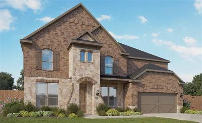 Pflugerville Single Family Home For Sale: 19225 Burrowbridge Ln