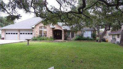 Wimberley Single Family Home For Sale: 59 Woodcreek Dr