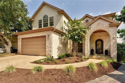 Austin Single Family Home Pending - Taking Backups: 9206 Summerhill Cv