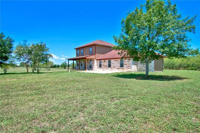 Uhland Single Family Home For Sale: 1798 Rocky Rd