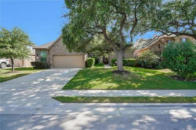 Leander Single Family Home For Sale: 2524 Rusty Spur