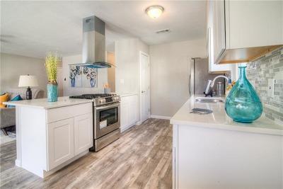 Austin Single Family Home Pending - Taking Backups: 110 W Garrett Run