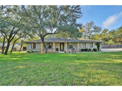 Georgetown Single Family Home For Sale: 414 W Esparada Dr