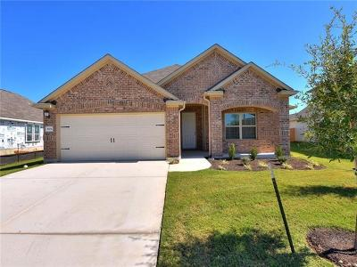 Georgetown Single Family Home For Sale: 1004 Honey Locust Way