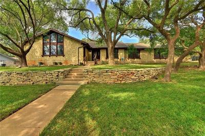 Travis County Single Family Home Pending - Taking Backups: 8013 El Dorado Dr