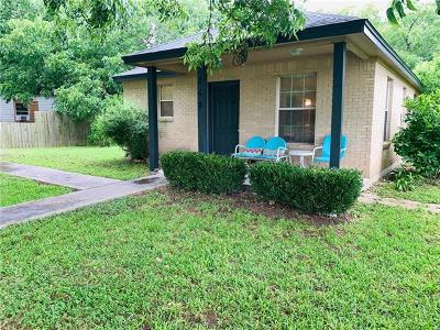 Bastrop County Single Family Home For Sale: 202 Lee St