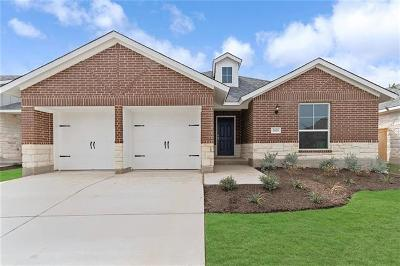 Leander Single Family Home For Sale: 2429 Burberry Ln