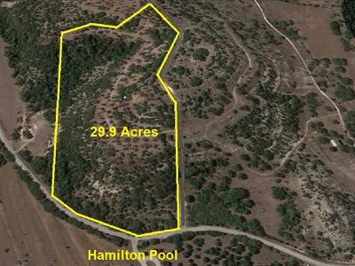 Dripping Springs Residential Lots & Land For Sale: 24319 Hamilton Pool Rd