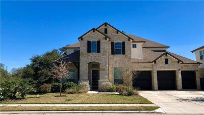 Austin Single Family Home Pending - Taking Backups: 12709 Mundomar Dr