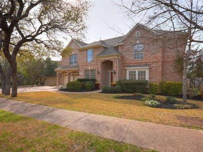 Single Family Home For Sale: 7806 High Hollow Dr