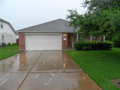 Hutto Rental For Rent: 302 Gainer Dr